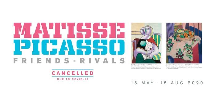 Corona Buat Pameran Seni Matisse & Picasso di Singapura Terpaksa Batal