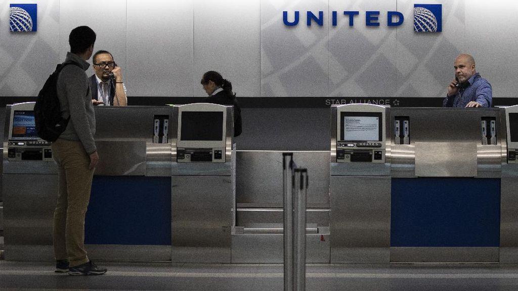 United Airlines Gandeng Nike-Siemens Danai Bahan Bakar Ramah Lingkungan