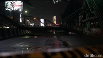 JPO Kartasura Roboh, Jalur Utama Masuk Solo dari Barat Putus