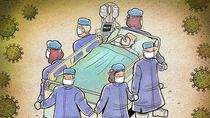 475 Tempat Tidur Tambahan Disiapkan untuk Pasien Corona di RS Rujukan DKI