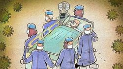 Positif Corona, Seorang Pasien Hamil 8 Bulan Meninggal di Sumbar