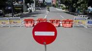 Sejumlah Jalan Protokol di Bandung Ditutup Sementara