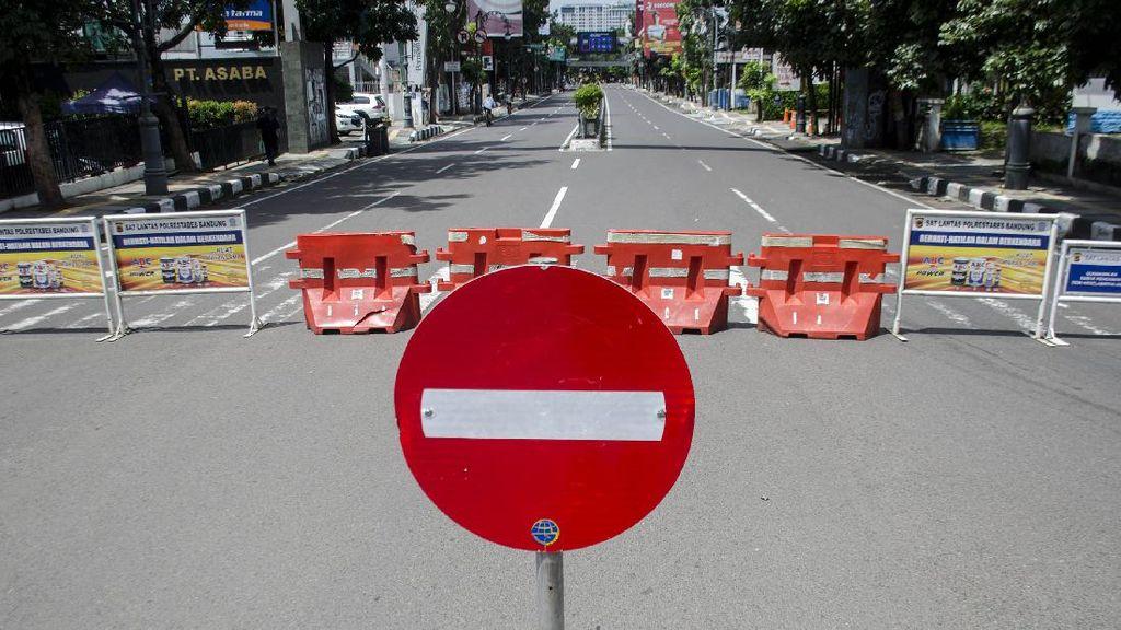 Catat! Ini Sejumlah Jalan di Bandung Ditutup Saat Malam Takbiran