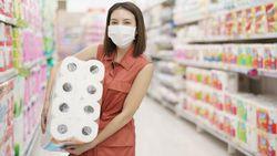 Stop Panic Buying! Ini 4 Hal Paling Penting Dipasok Selama Karantina