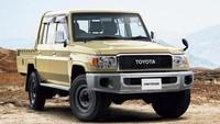 Toyota Land Cruiser Tahun 80-an Ini Masih Diproduksi Sampai Sekarang