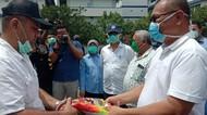 Pemko Medan Mulai Bagi-Bagi Beras ke Warga Terdampak Corona, 1 KK Dapat 5 Kg