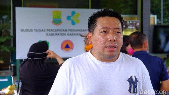 Nurdin Hidayat, Plt Kepala Dinkes Karawang