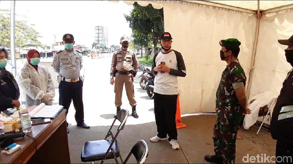 Wakil Ketua DPRD Sumedang Kritisi Posko Penjagaan Batas Kota di Jatinangor