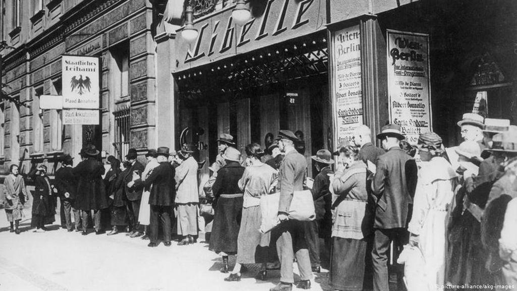 Pakar Sejarah Ekonomi: yang Kita Alami Sekarang Barulah Awal dari Krisis