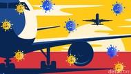 Satgas: Gelombang Kedua Corona Eropa Tak Menulari RI Kecuali Dibawa Orang