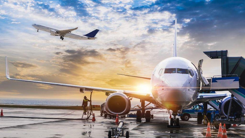 Waduh, 49 Penumpang dalam Pesawat Maskapai India Positif Corona