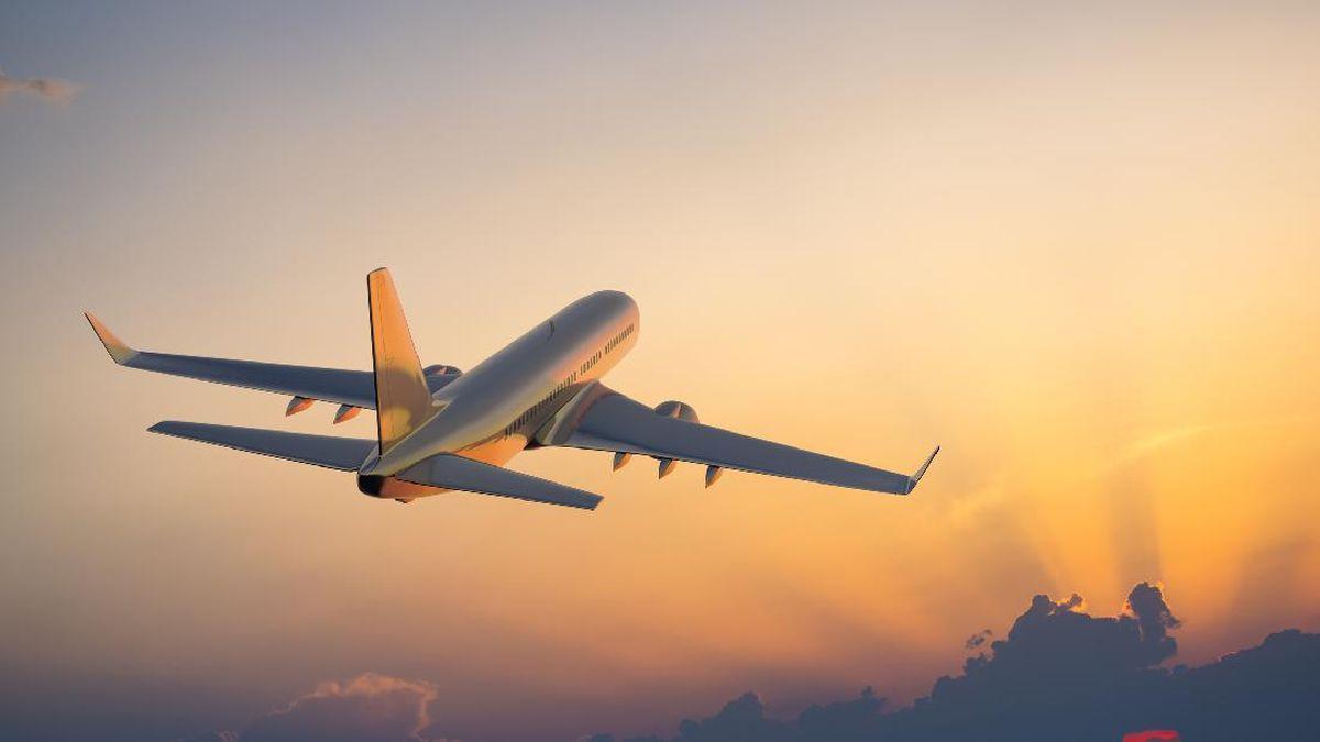 Heboh Pesawat Bolak Balik Terbang Rendah Di Tangerang Ini Kata Airnav