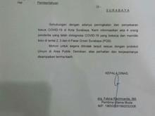 Ada Pemilik Toko Positif Corona, Pusat Grosir Surabaya Ditutup 14 Hari