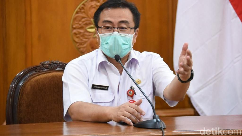 Soal ODP Surabaya yang Masih di Rumah Saat Dinyatakan Positif Corona