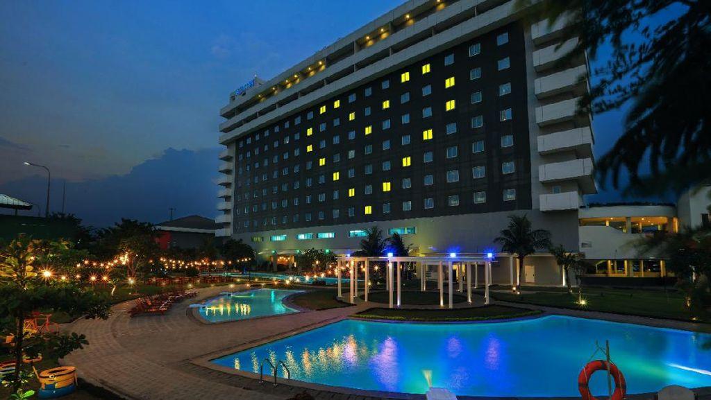 Pandemi Covid-19, Simbol Cinta Hiasi Hotel di Yogyakarta