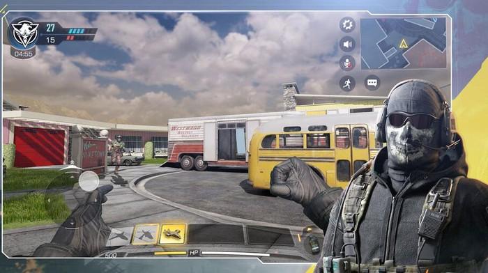 Game Mobile Grafis Memukau