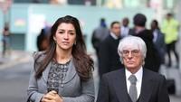 Foto: Kebersamaan Sosialita Inggris & Bos F1 yang Akan Punya Anak di Usia 89