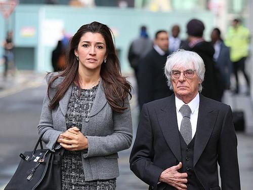 Foto: Kebersamaan Sosialita Inggris & Eks Bos F1, Akan Punya Anak di Usia 89