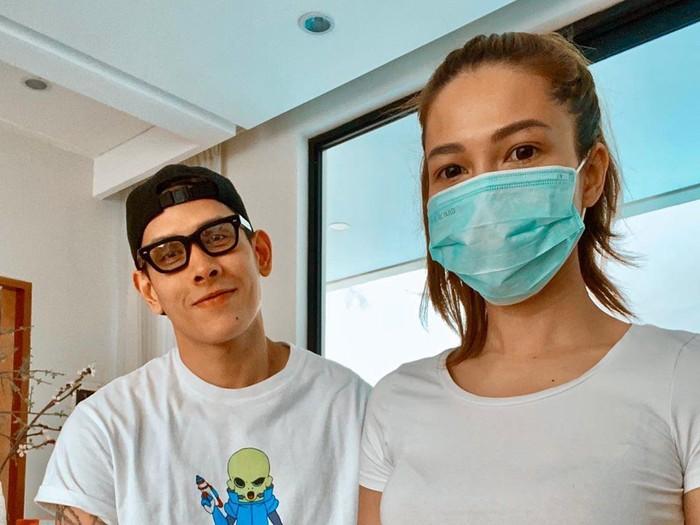 Andrea Dian Sembuh dari Virus Corona