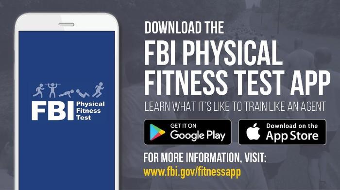 Aplikasi Fitness FBI