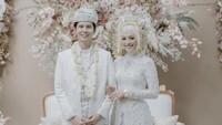 Influencer Mega Iskanti Gelar Pernikahan Tanpa Tamu, Tayangkan Akad di Zoom