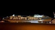 Kembali Berlayar, ABK Diamond Princess Ucapkan Terima Kasih