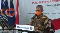Jubir Pemerintah untuk Penanganan Corona Kini Tampil Bermasker