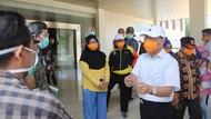 Pemprov Bengkulu Siapkan Mes dan Antar-Jemput Tenaga Medis Tangani Corona