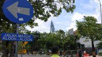 Warga Pacitan Manfaatkan Kawasan Physical Distancing untuk Berjemur Cegah Corona