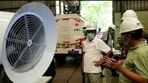 40 Gunner PMI Bakal Semprot Jawa-Sumatera-Sulawesi dengan Disinfektan