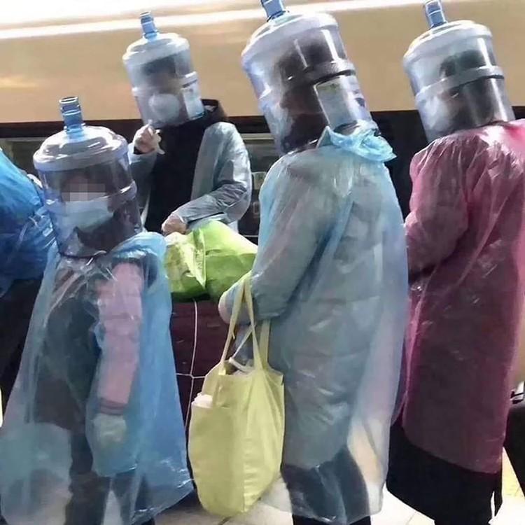 Cara Unik Lindungi Diri dari Penularan Virus Corona
