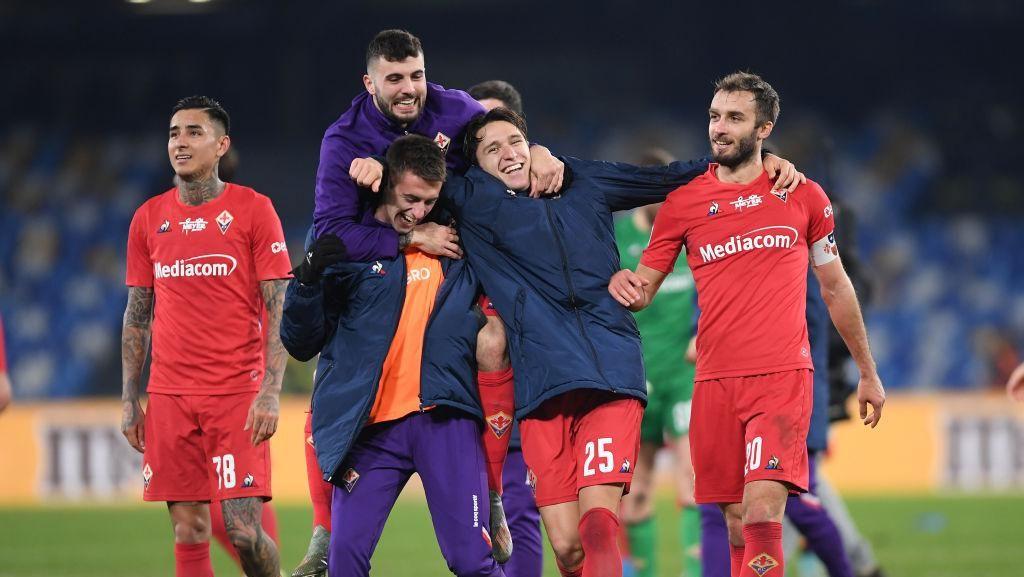 Kabar Baik! Tiga Pemain Fiorentina Sembuh dari Virus Corona