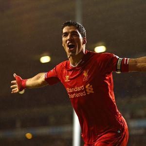 Masa Jaya Luis Suarez di Liverpool