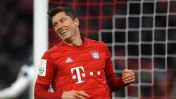 Guendogan: Lewandowski Striker Terbaik di Dunia