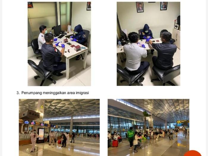 WN China tertahan di Bandara Soekarno-Hatta. (Dok Kantor Imigrasi Kelas I Khusus TPI Bandar Soekarno-Hatta)