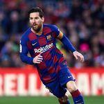 Asal Ada Messi, Nonton Bola Tanpa Suporter pun Tak Masalah