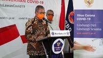 Pemerintah: Pakai Masker Kain Maksimal 4 Jam, Cuci Kembali dengan Air Sabun