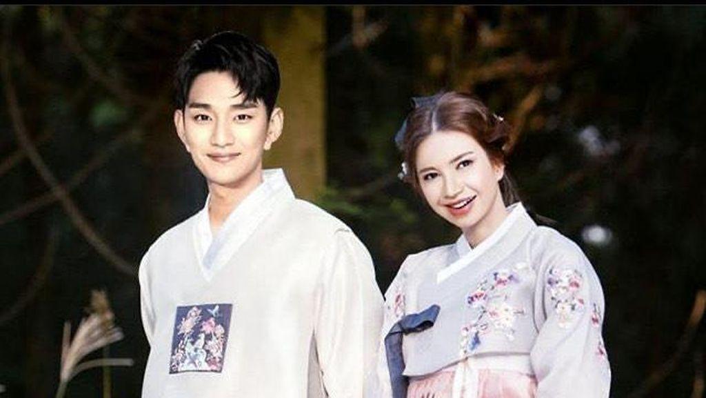 Mengenal Kim Soo Hyun, Artis Korea yang Jadi Suami Khayalan Rossa
