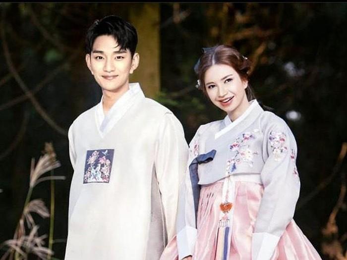 Rossa dan Kim Soo Hyun