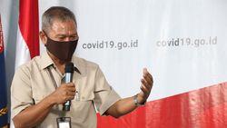 Kata Yuri, Situs Data Covid Rujukan Pemkot Surabaya Tak Resmi
