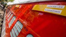 India Ubah Gerbong KA Jadi Ruang Isolasi Pasien Corona
