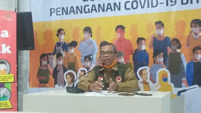 Wakil Sekretaris Gugus Tugas Percepatan Penanganan COVID-19 DIY Biwara Yuswantana