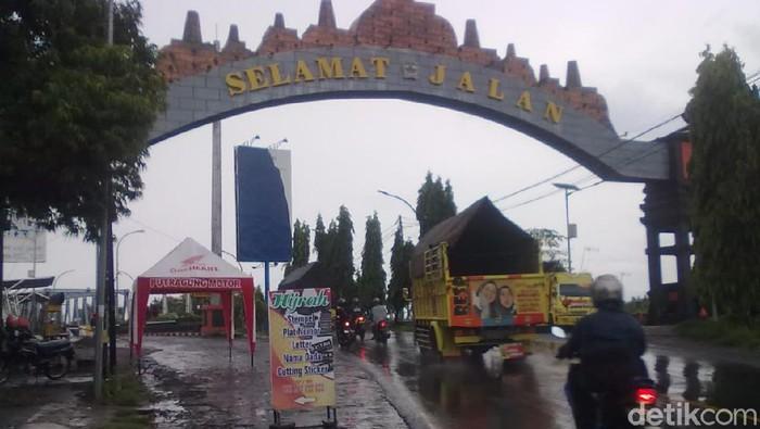 Wilayah perbatasan Jawa Tengah dengan Jawa Timur yang belum ada posko kesehatan