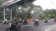 Masuk Surabaya Lewat Ahmad Yani, Siap-siap Dihujani Disinfektan