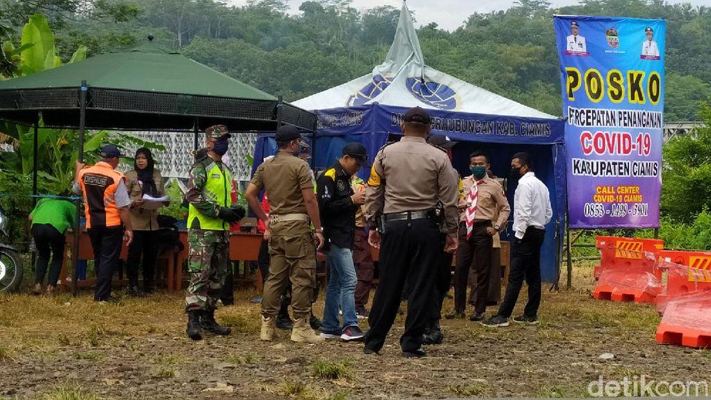 20.106 Pemudik di Ciamis Harus Isolasi Mandiri, Mayoritas dari Jakarta