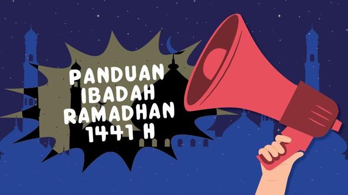 Panduan ibadah bulan Ramadhan 1441 H dari Kemenag
