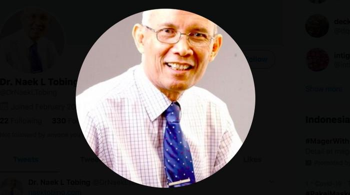 dr Naek L Tobing