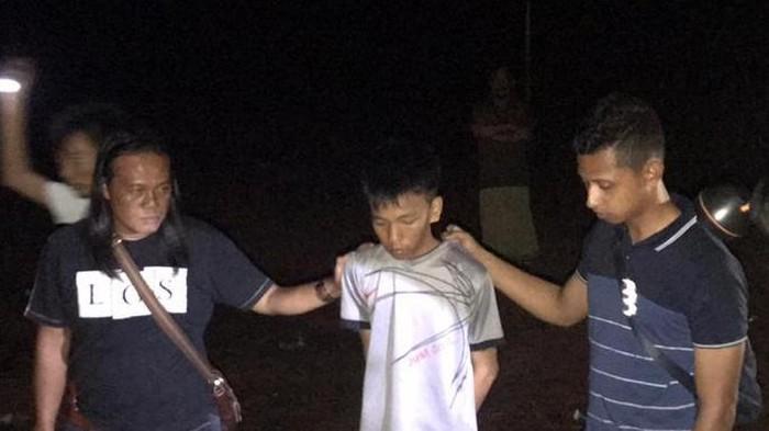 Pembina pramuka tersangka pemerkosa-pembunuh siswi SMP di Sumsel (dok. Isitmewa)