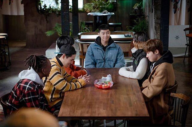Salah satu adegan dalam drama Korea 'Itaewon Class' yang raih rating tertinggi.