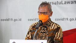 Pernyataan Lengkap Pemerintah soal Kasus Positif Corona Capai 2.956